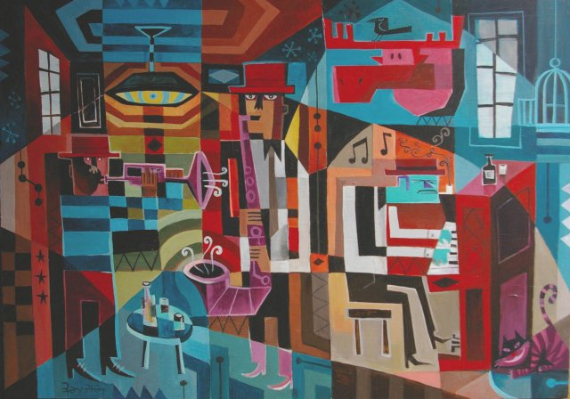 """ Norwegian Jazz ""